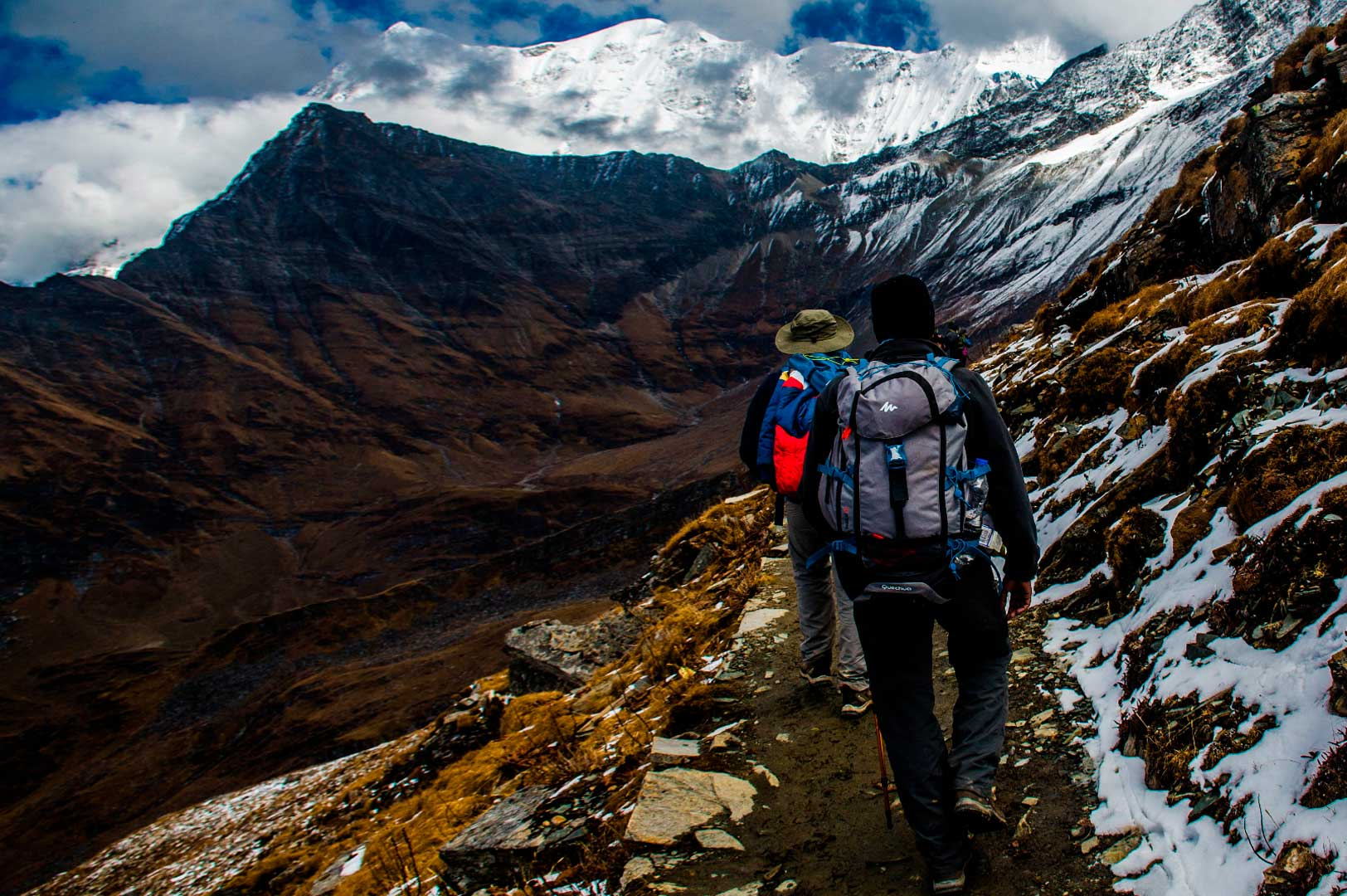 travel insurance for mountain hiking