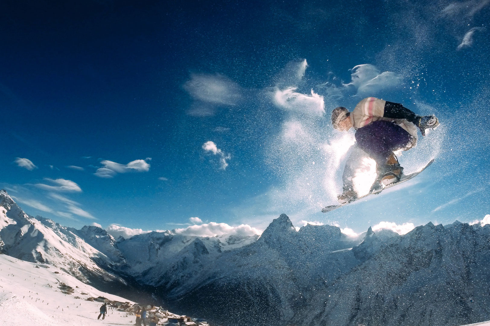 travel insurance that covers snowboarding